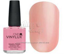 Лак CND Vinylux Weekly Polish - Strawberry Smoothie 150, 15 мл
