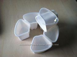 Баночки для йогурта для мультиварки Panasonic 4, 5 л, есть ОПТ, 0664481213