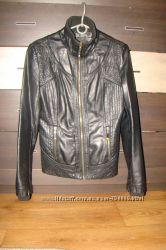 Куртка демисезонная эко-кожа 44р М
