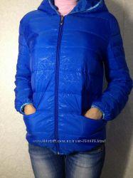 Куртка теплая на пуху, размер XS-S