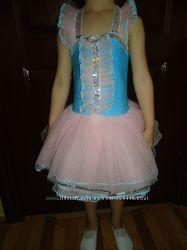 Нарядное платьице  на 2 - 4 года