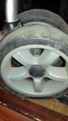 колеса для коляски чикко мультивэй