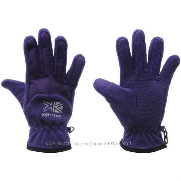 Перчатки флисовые Karrimor