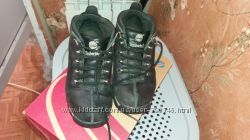 Кожаные ботинки Timberlandна мальчика  32 р