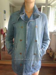Жакет джинсовый Америка