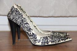 Шикарные туфли  Corso Como 36 р.