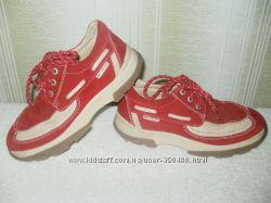 Добротные кожаные туфли NATURINO р-р 36, стелька 23см Отличные