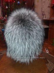 Продам шикарную шапку из чернобурки