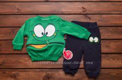 Комплекты одежды для мальчиков рт 0 до 18мес