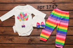 наборы  одежды для малышей