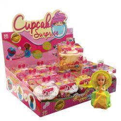 Кукла серии Ароматные капкейки S2 12 видов в ассорт. , в дисплее
