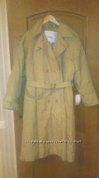 продам плащ пальто утепленное новое 50 размер
