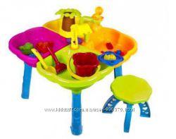 Игровой столик для игры с песком Kinderway