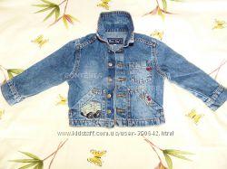 Джинсовая куртка GLORIA-JEANS