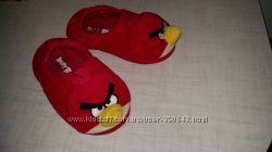 Тапочки Next Angry Birds размер 12,  наш 30 - 31