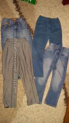 Джинсы, брюки Next, Urban на 6-7 лет, рост 116-122 см.