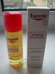Натуральное масло от растяжек Eucerin Korper Pflegeol 125мл