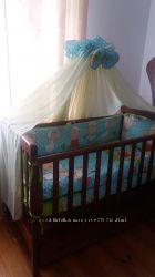 Детская кроватка Соня ЛД12подарок