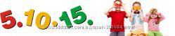 Дитячий одяг та взуття із польського сайту  5. 10. 15  прям посред 10 пр