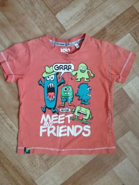 Продам футболку C&A р. 98 в хорошем состоянии