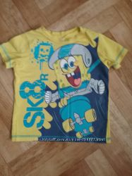 Продам футболку Disney Америка р. 98 3-4 года