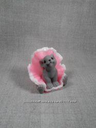 Мышка в юбке Мыло ручной работы