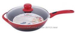 Сковорода Sacher Teflon Dupont d28 см