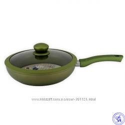 Сковорода Sacher Teflon Dupont d28 см 00015.