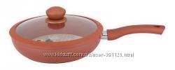 Сковорода Sacher Teflon Dupont d28 см 00019
