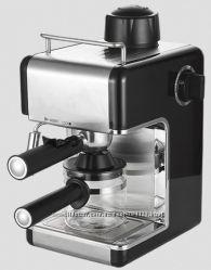 Кофеварка MG-346, 800 Вт, 3, 5 Бар, капучино, латте, подогрев