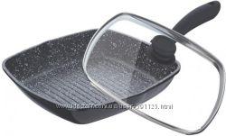 Сковорода-гриль с гранитным покрытием PH-15464