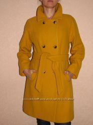 Пальто женское шерсть 100 р. 44-46