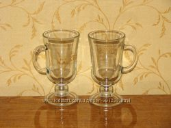 Чашки для чая, глинтвейна, кофе латте, 6 шт