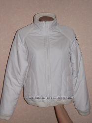 Куртка демисезон женская белая Oxygene