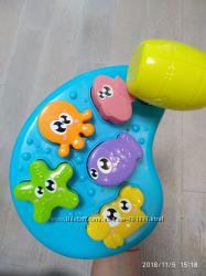 Игрушка-стучалка Морские приключения Simba Toys.