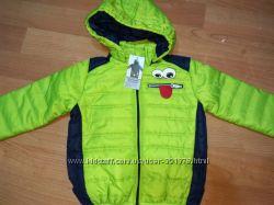 деми-сезонные куртки  KikiKoko  Германия для мальчиков в наличии