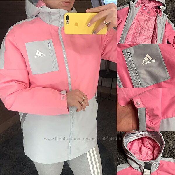 Курточка Аdidas S-M р 164