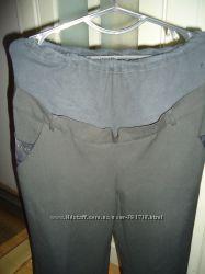 Удобные штаны брюки для беременных 46-48р.