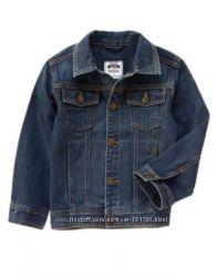 112660, 112661 Куртка джинсова Gymboree - M7-8, L9-10