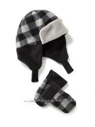112917 Набір шапка та рукавички OldNavy - 6-12міс.
