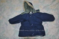 курточка на осень-весну на 2-5лет