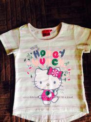 Продаю футболку на дівчинку 3-4 років, 104 ріст, Hello Kitty