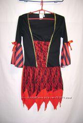 Карнавальный костюм - платье Пиратки.