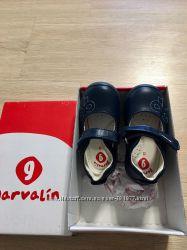 Детские туфельки Garvalin 22 размер