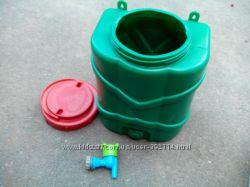 рукомойник для сада дачи огорода, бак для воды