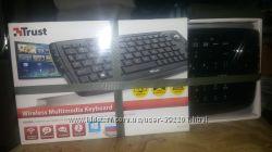 Мини клавиатура к СМАРТ-ТВ, планшетов, ноотбуков