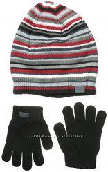 LEVI&acuteS Крутой комплект шапка и перчатки для мальчика