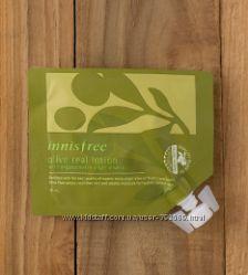 пробник Innisfree Olive Real lotion extra virgin olive oil пробник 10 мл