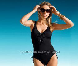 Шикарный сдельный купальник тсм Tchibo Германия 38 евро размер наш 42-44