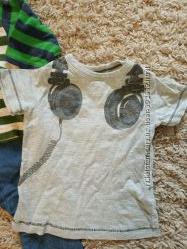 Две футболки next